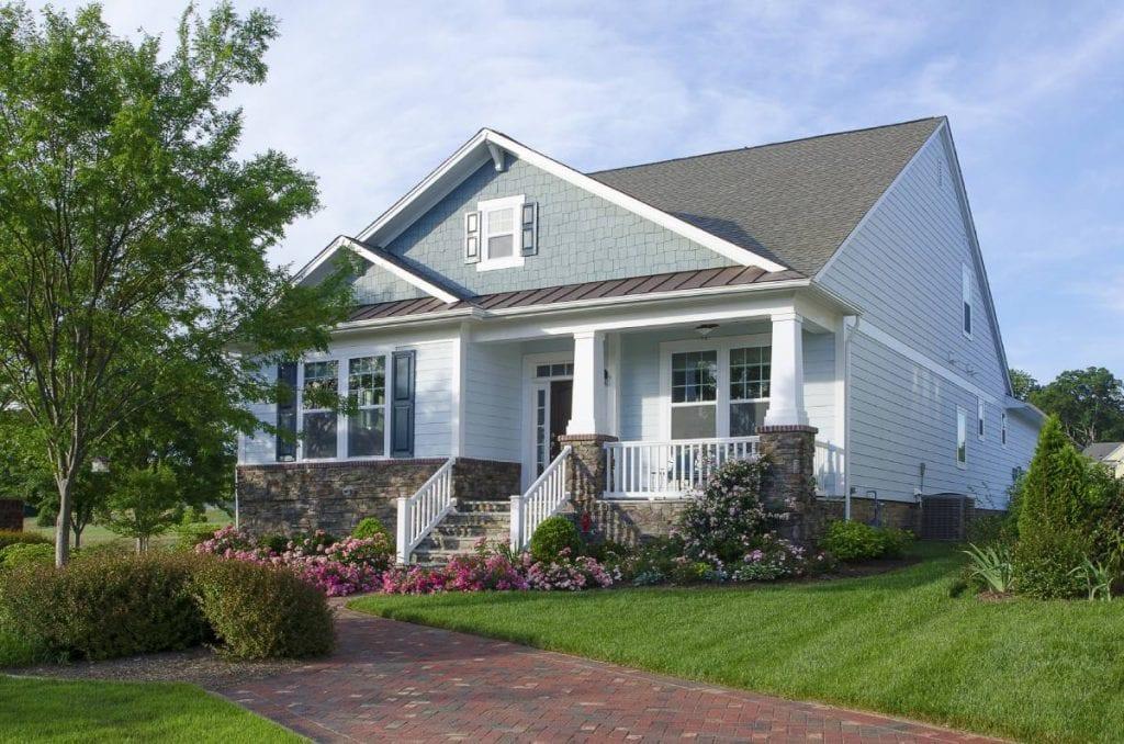 Lex blue House